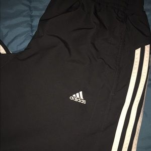 Adidas Men Clima365 Black Sweatpants